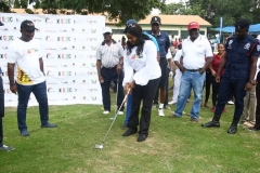 Centre of the world Golf Tournament