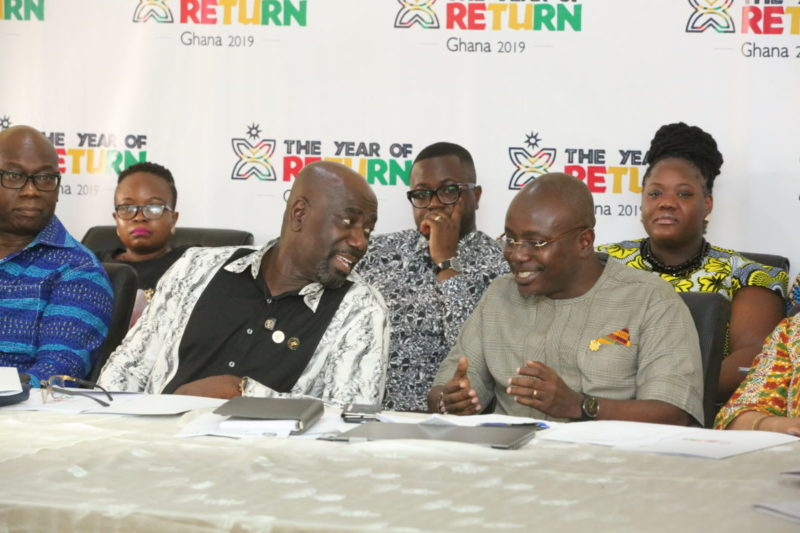 Year of Return Ghana to attract 500,000 Diasporan Africans