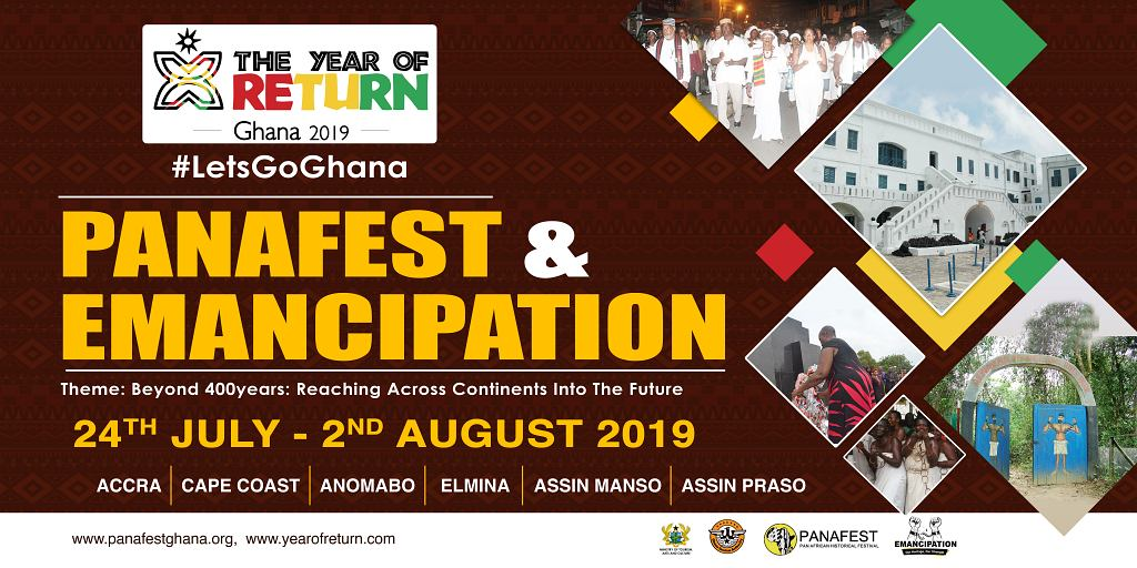 PANAFEST Emancipation Day Celebration 2019 Takes Off in Renewed Hope for Unity