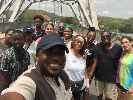 US College students spend unforgettable spring break in Ghana