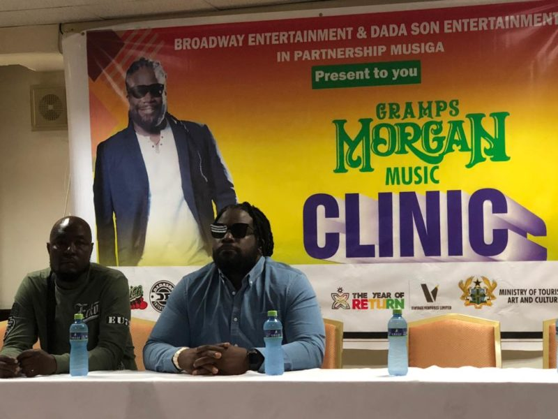 Jamaican Reggae Star 'Gramps' Morgan is Building Bridges in the Music Industry