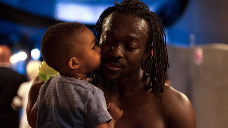 Kofi Kingston Comes Home