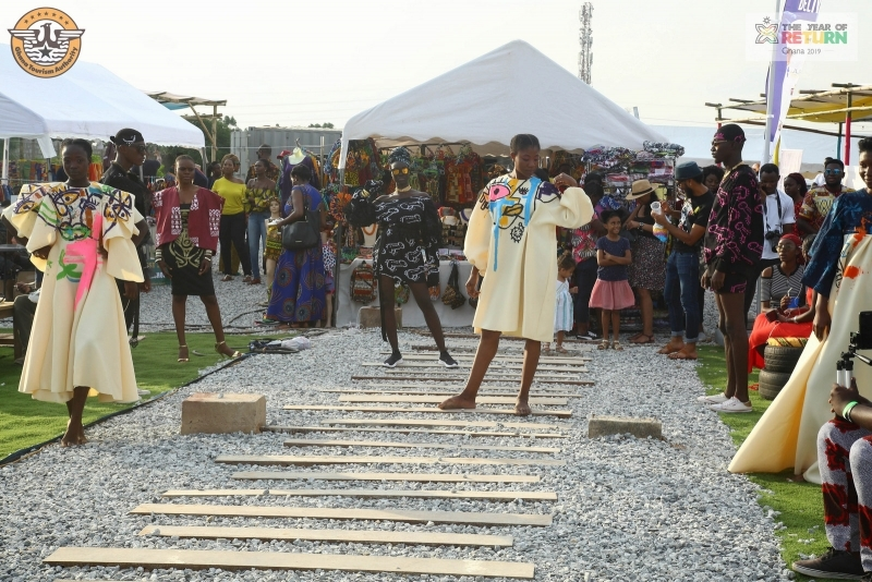 Accra's First Wax Print Festival Put a Spotlight on African Textiles