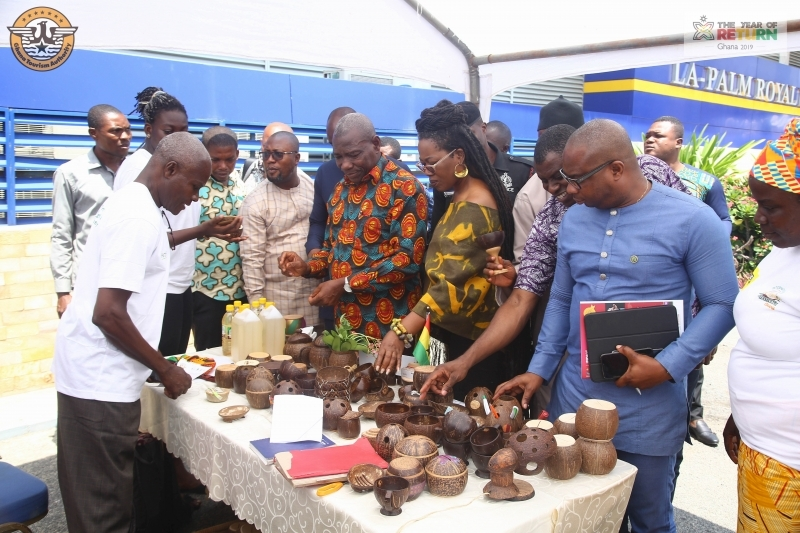 Ghana's First International Coconut Festival Officially Launched