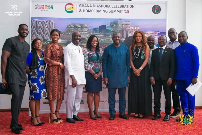 Draft Diaspora Engagement Policy Ready – Gov't