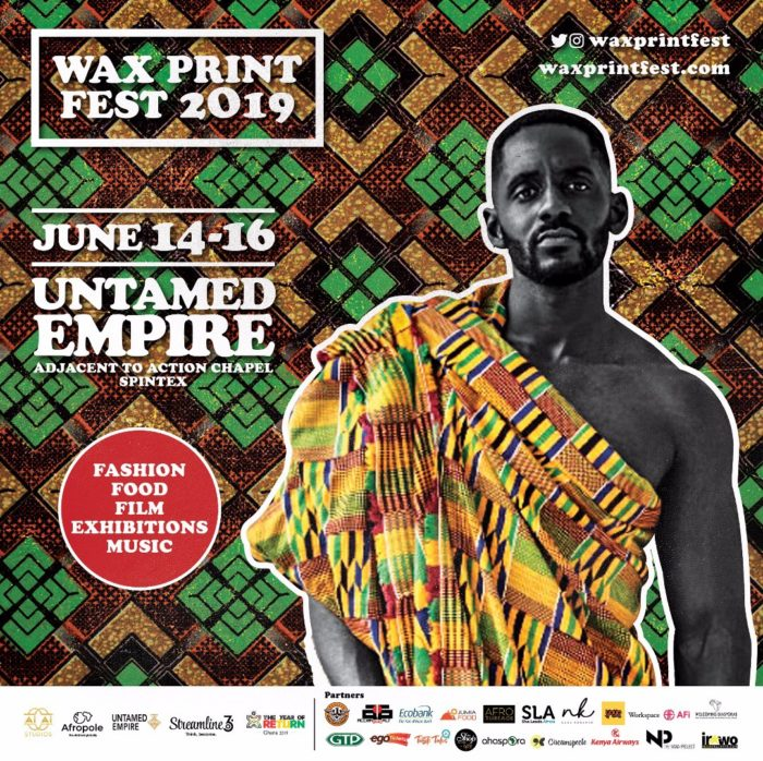 Experience the First Ever Wax Print Festival