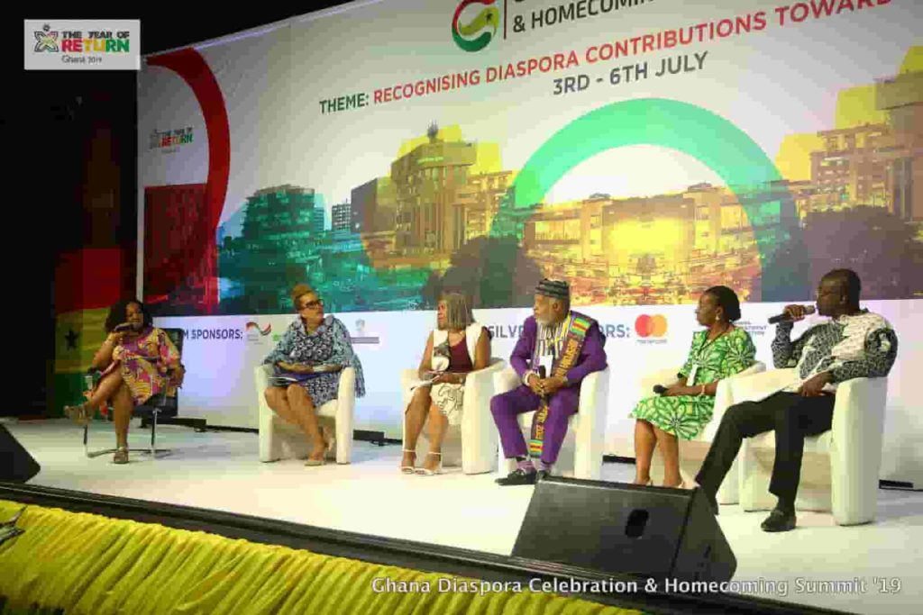 Does the Future of Ghana Lie with Its Diaspora?