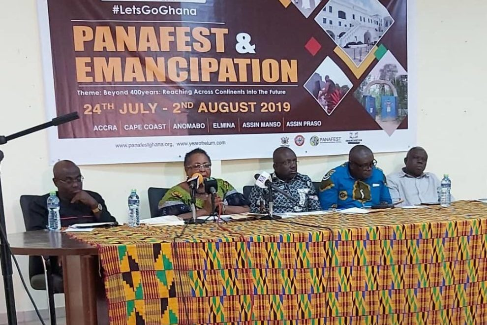 Re-Uniting the African Family Through PANAFEST