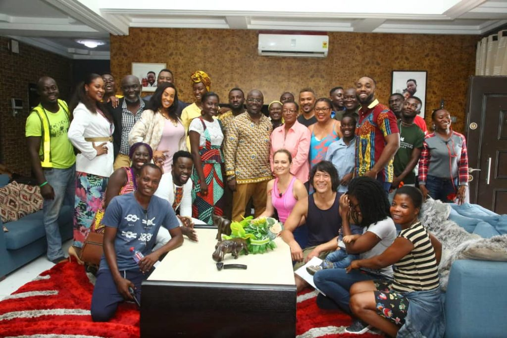 Connecting Jamaican and Ghanaian Identities Through 'Joseph' Film