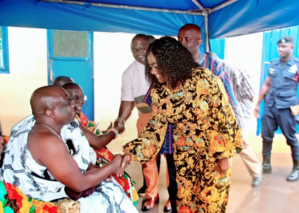 Year of Return: Tourism Minister calls on Traditional Authorities ahead of PANAFEST & Emancipation
