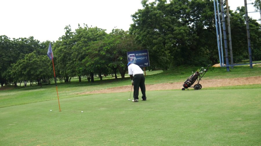 Experience Ghana's 2nd Annual Ghana-Centre of the World Golf Tournament