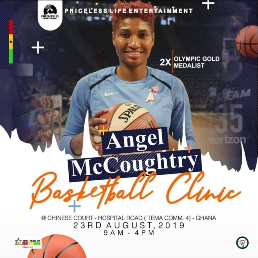 Year Of Return Attracts WNBA Olympic Gold Medalist Angel McCoughtry