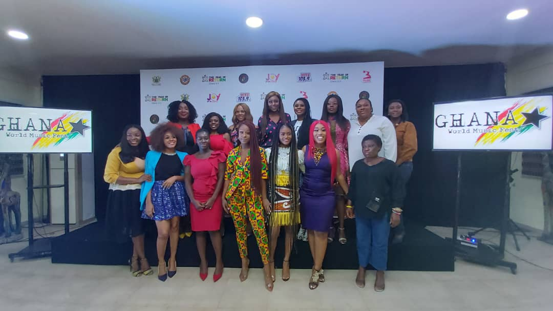 Deborah Cox, Yvonne Nelson, Naa Ashorkor and Nana Aba Anamoah Discuss 'Women in Arts & Media'