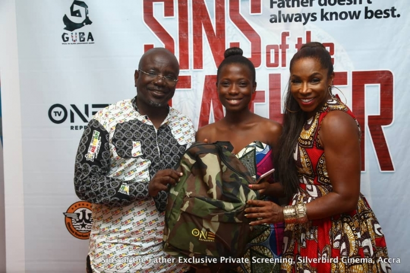 Photos: Premier of A.J. Johnson's 'Sins of the Father'