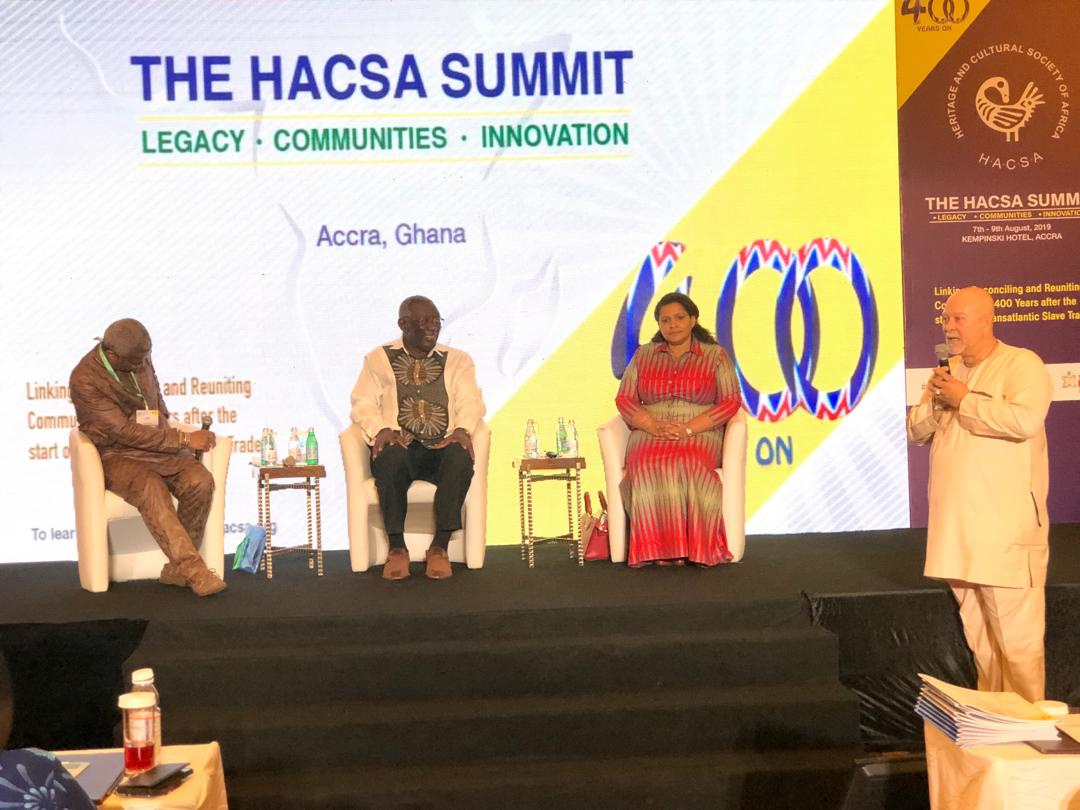 Many great Ghanaians participated in 2019 HACSA summit